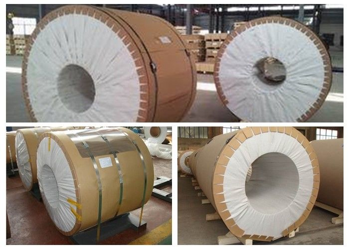 Reliable Anodized Aluminum Coil , Aluminium Sheet Roll EN AW 5052 AlMg2.5 2L55 A-G2.5C