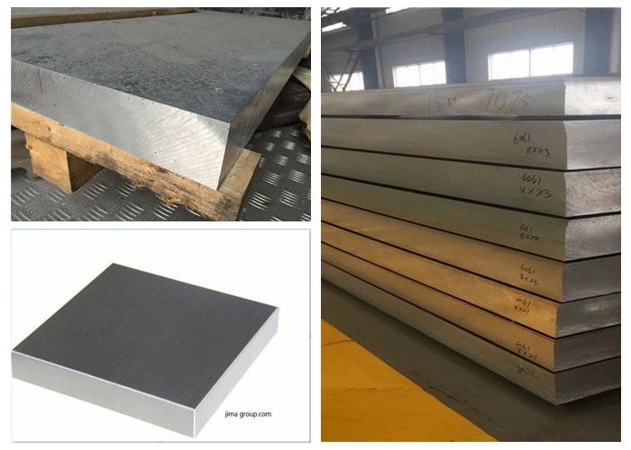Reliable Aircraft Aluminum Plate AA7008 7008 Alloy T6 Good Processing Performance