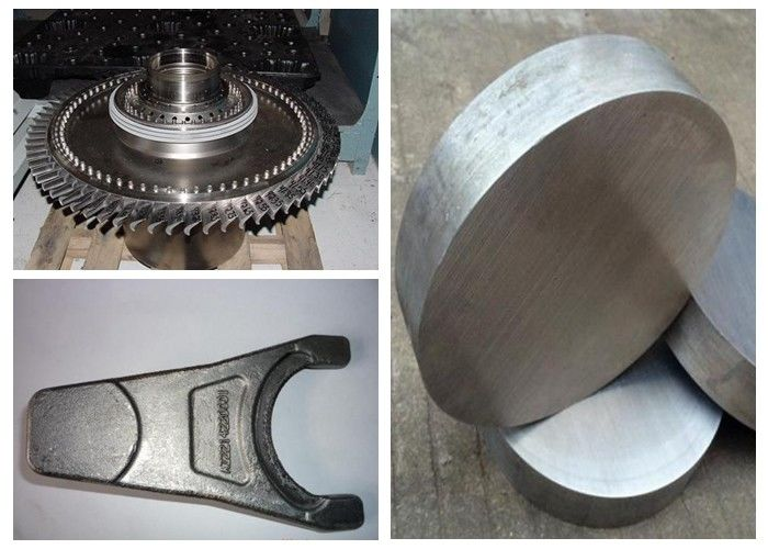 High Purity 6061 T6 Billet Aluminum , Aluminum Alloy 6061 LD30 AlSi1MgCu