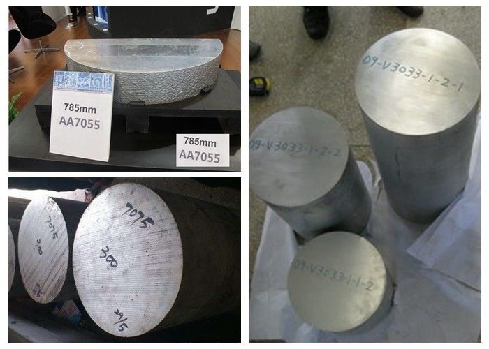 High Hardness 7150 Aluminium Forged Products For High Stress Component