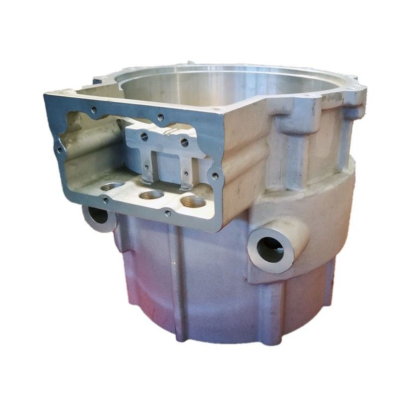 Die Casting CNC Machine Parts Aluminum Alloy Foundry Motor Housing For Electric Motor